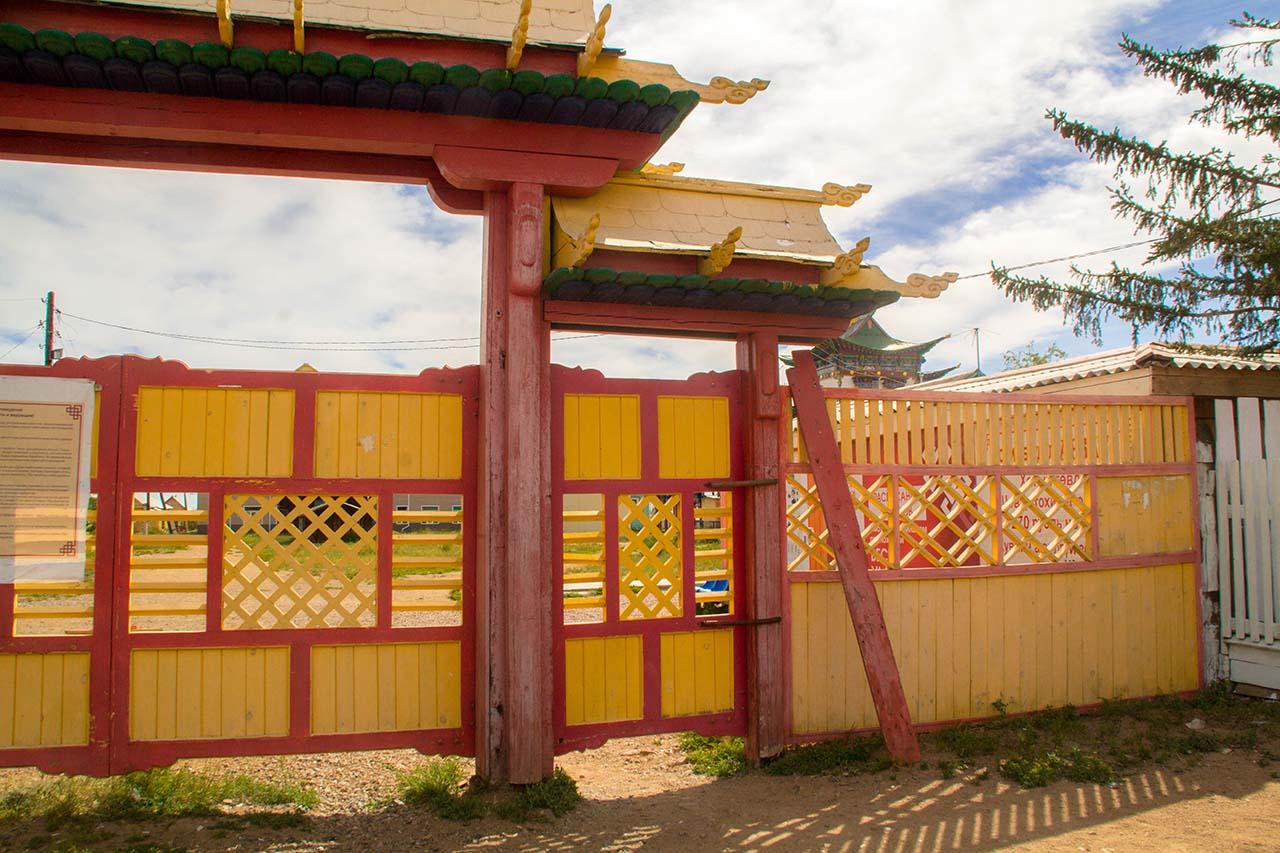 центр буддизма россии иволгинский дацан