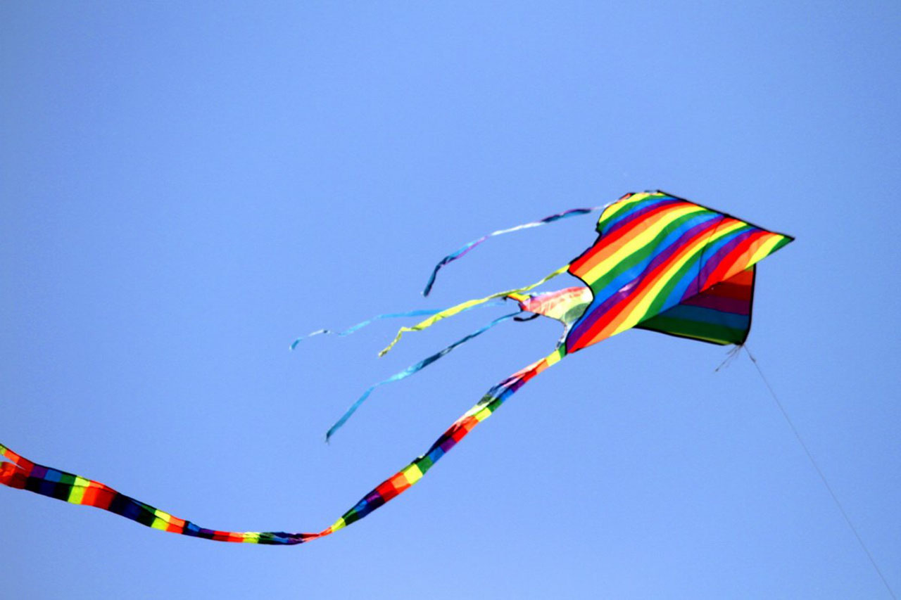 картинка фото воздушного змея начала идем цех