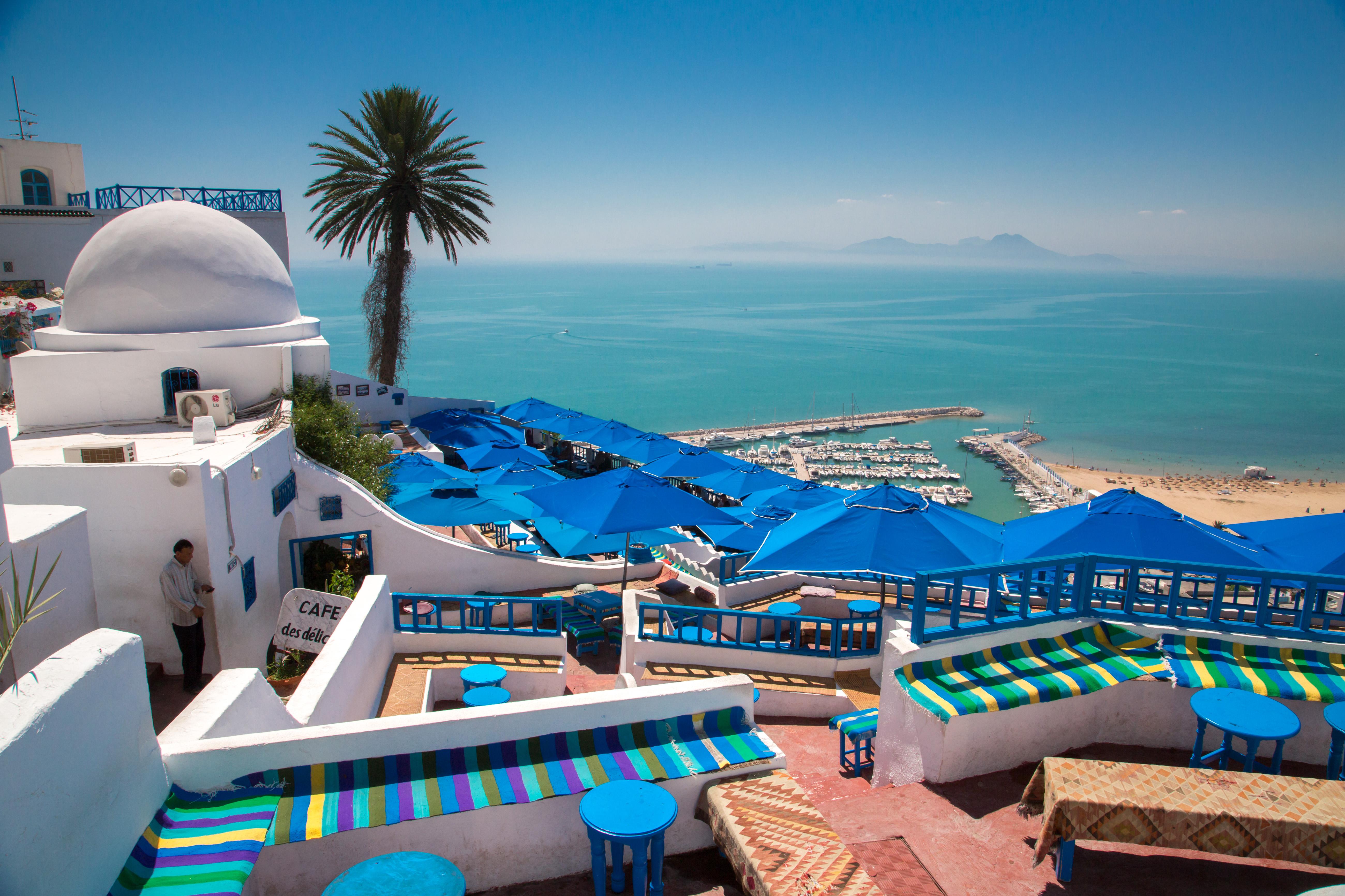 Отели туниса картинки