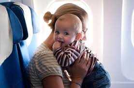 дети в самолете с сопровождением