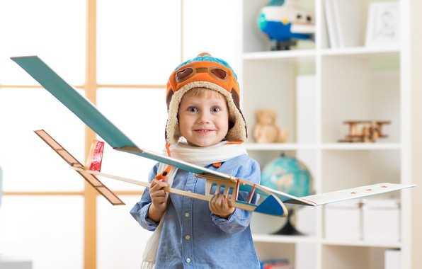 дети до 5 лет в самолете