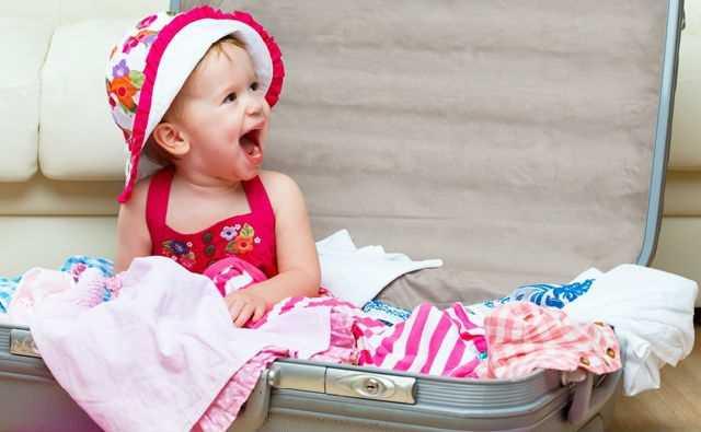 дети до 3х лет в самолете