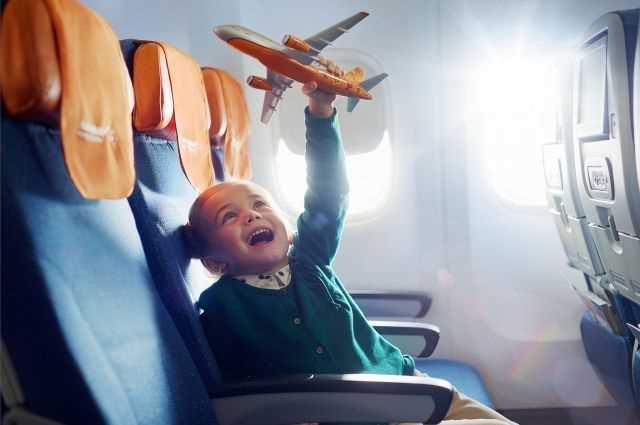 Авиабилеты дети до 12 лет включительно или нет