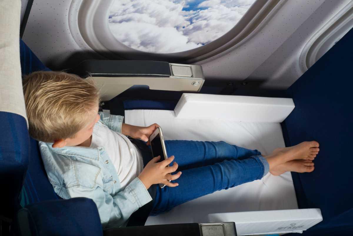 дети в самолете до скольки лет бесплатно s7