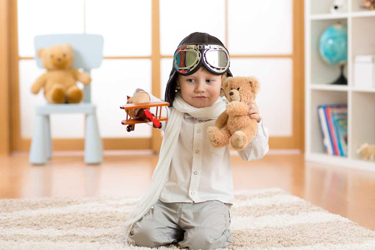 дети в самолете ужас