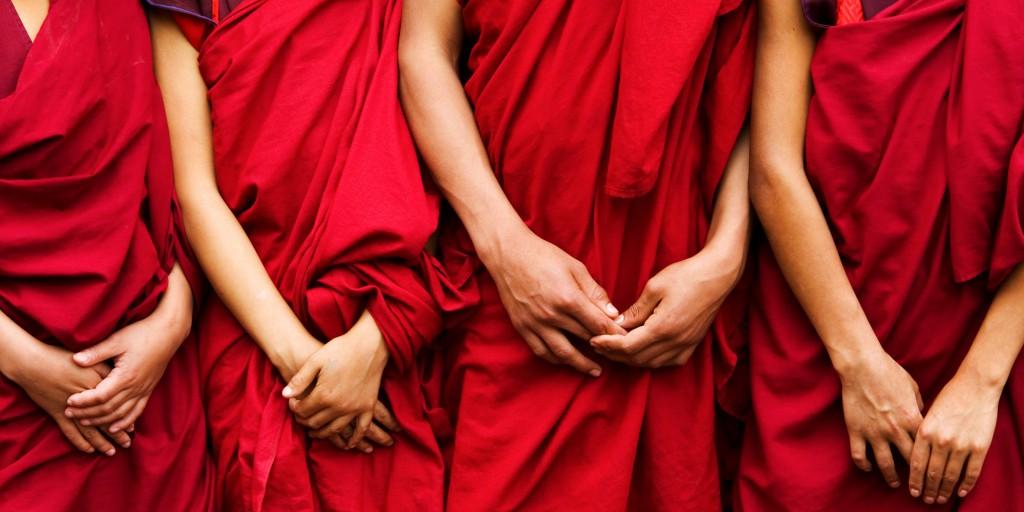 Ритуалы тибетцев