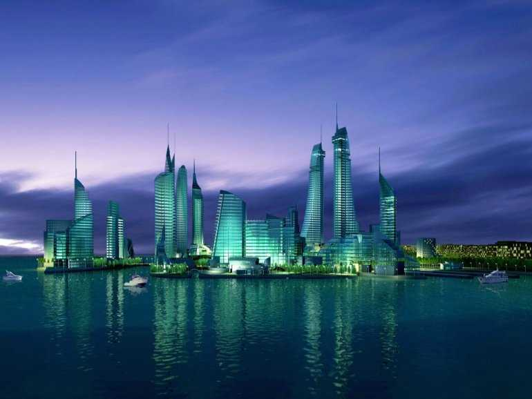 Бахрейн: краткая географическая справка