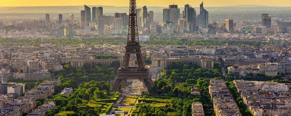 Отзыв о Париже