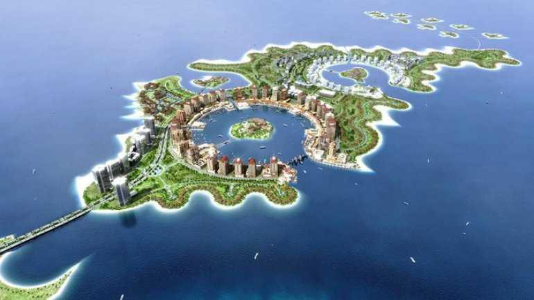 Полуостров Катар скоро станет островом