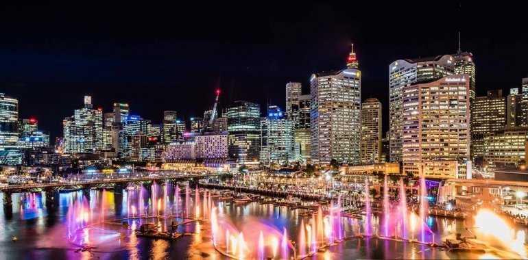 Сиднейский фестиваль света