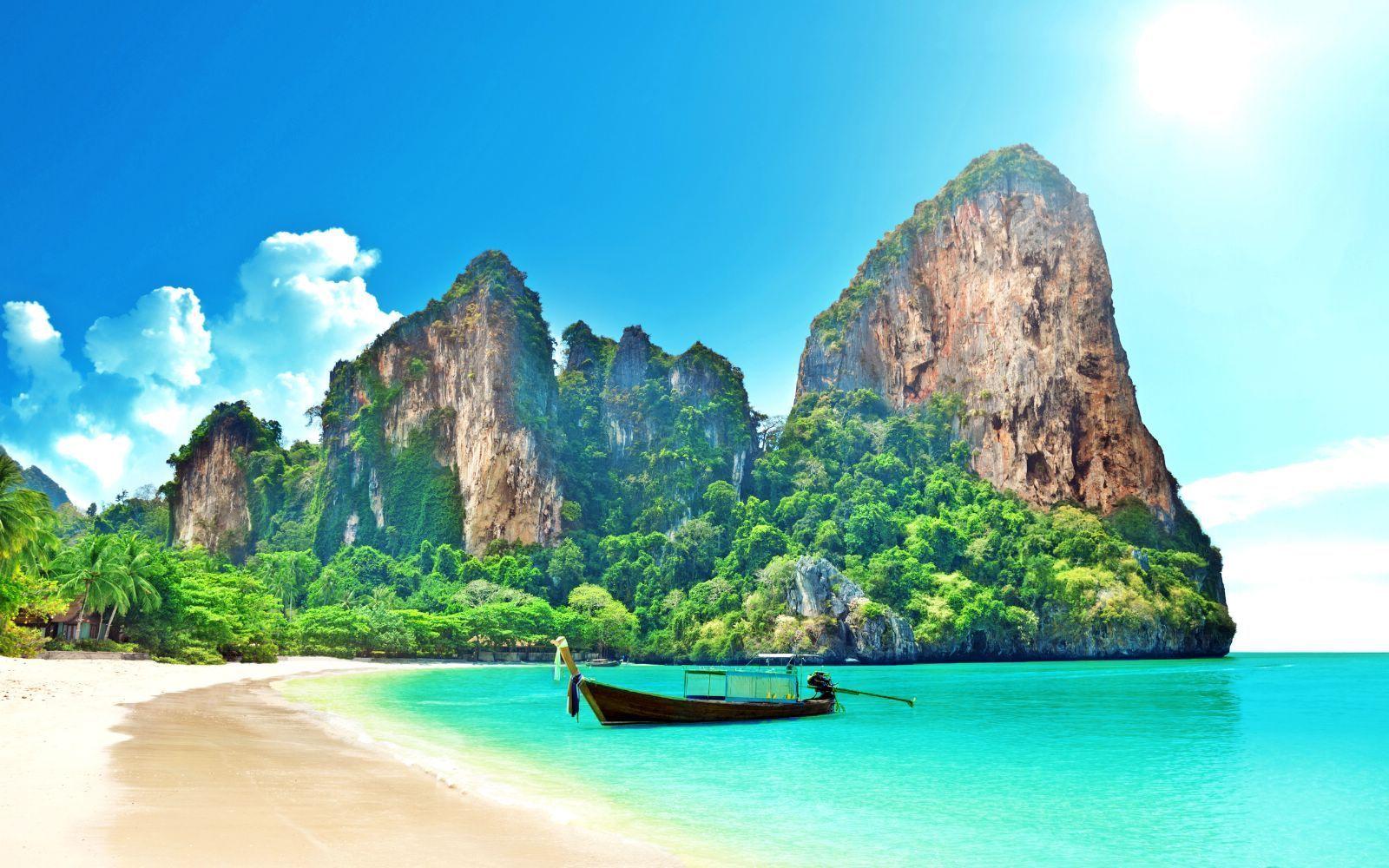 Экзотики захотелось Поезжайте во Вьетнам или Тайланд.