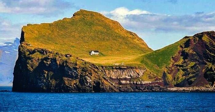 На необитаемом острове у берегов Шотландии построят туалет за 80$ тыс.