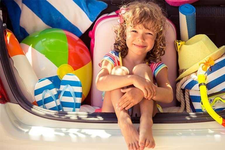 Отдых на море с малышом: что нужно знать