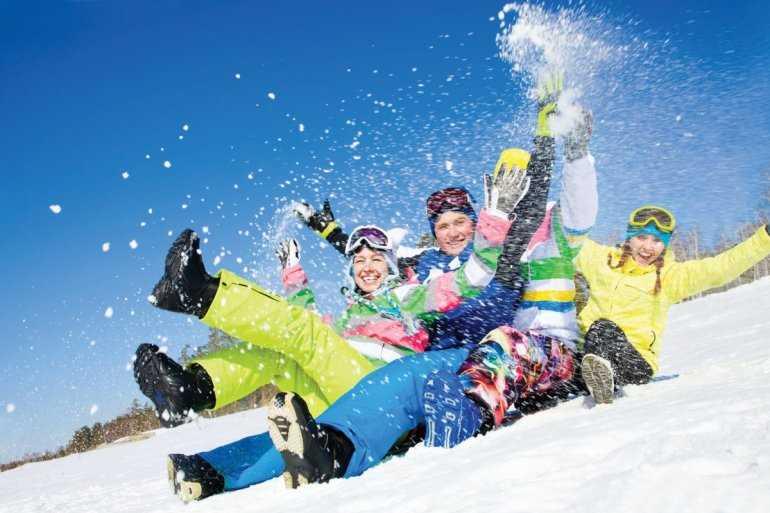 4 Зимних развлечения на каждый день