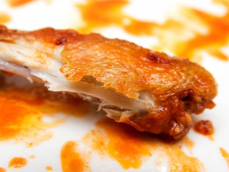 Рецепт куриные крылышки в кляре