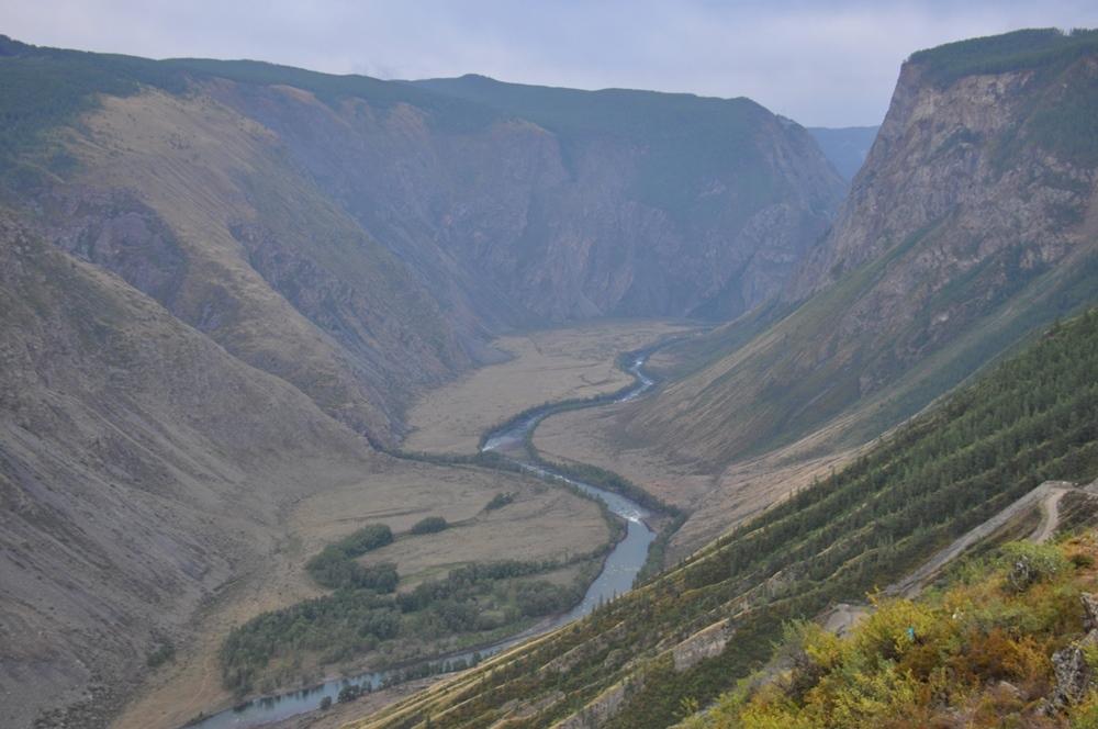 Бассейн реки Чулышман