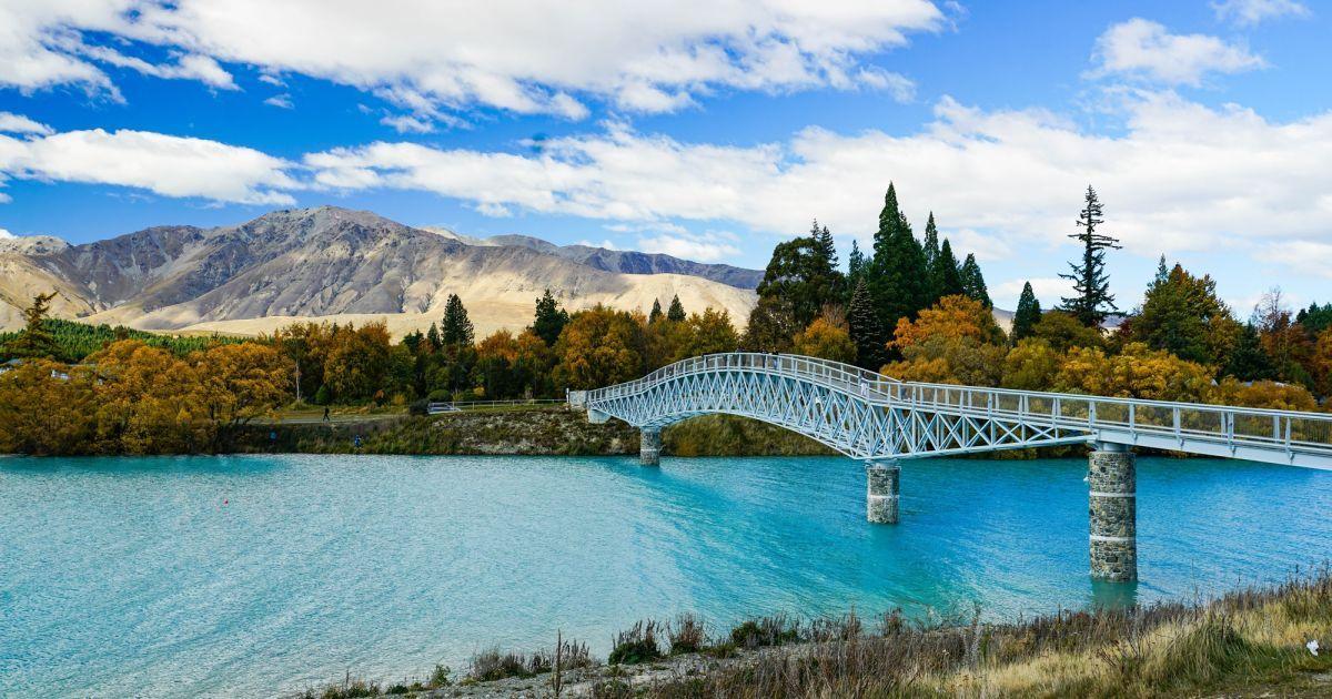Новая Зеландия: По следам детей капитана Гранта