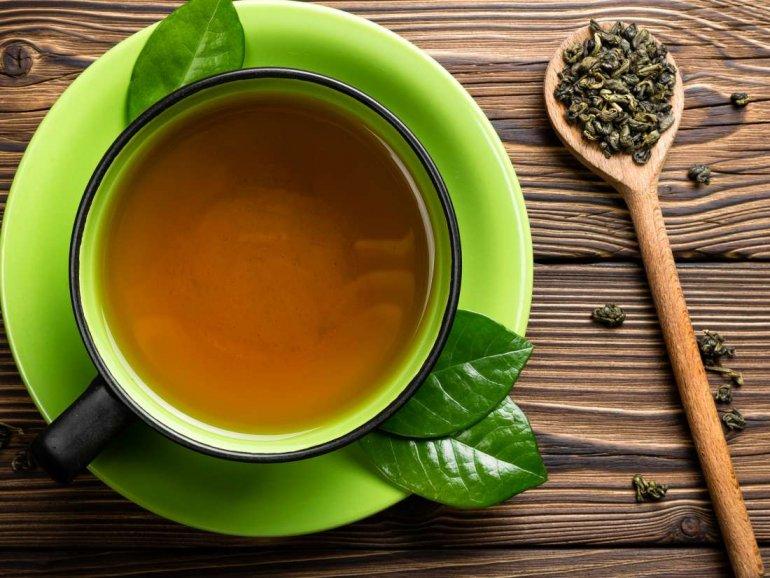 Удивительные полезные свойства зеленого чая