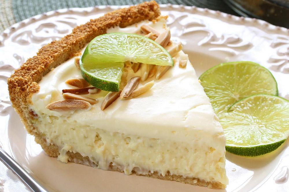 Лаймовый пирог из Флорида-Кис