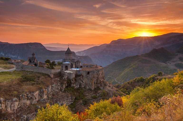 Таинственная Армения