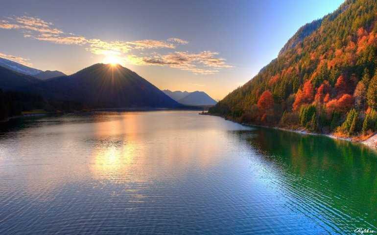 Незабываемые шотландские озера