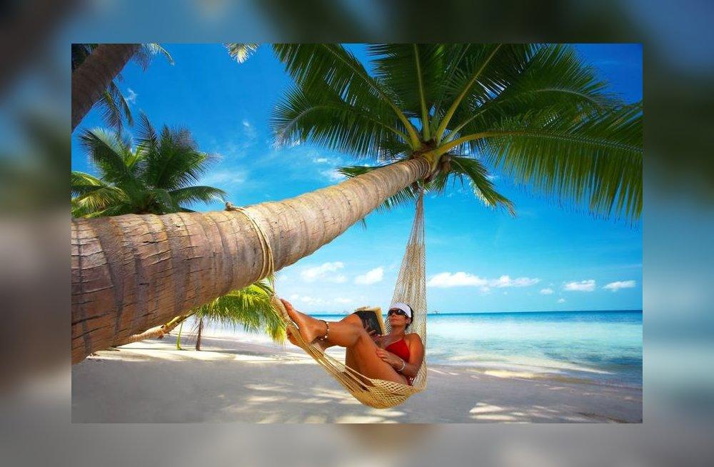 Как провести отпуск: Лыжи или пляж?