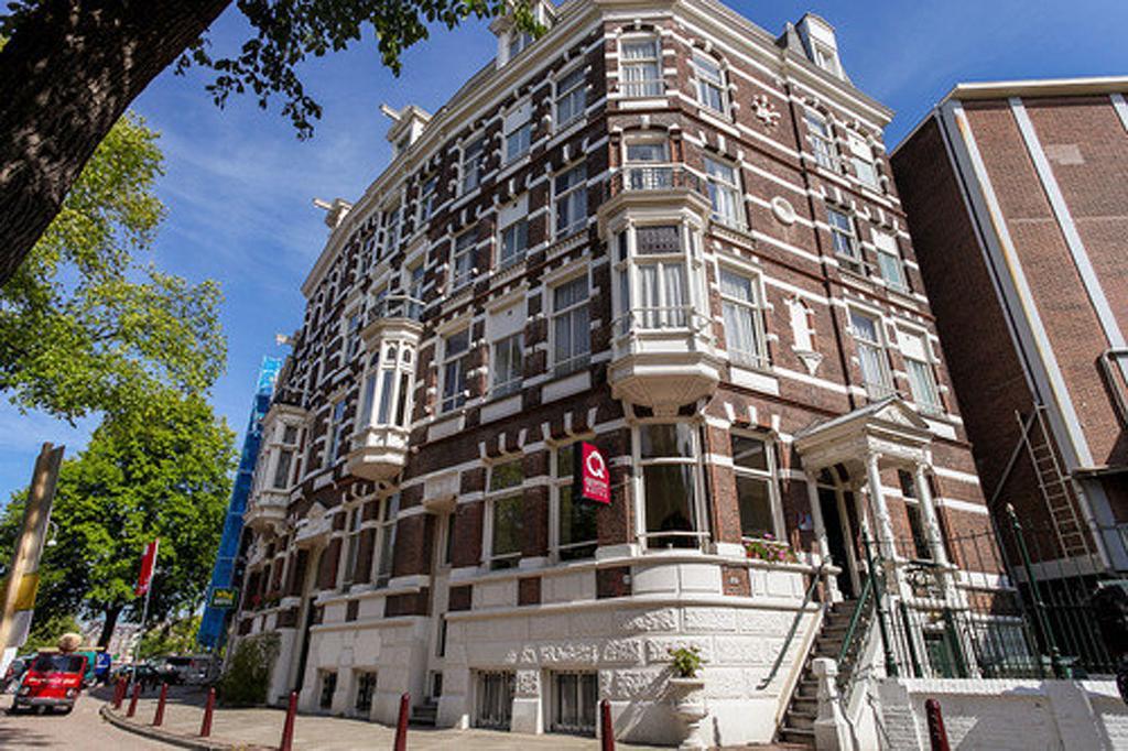 Отель Quentin Hotel Amsterdam