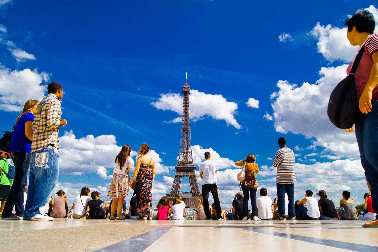 В Париж с Жанной Агалаковой