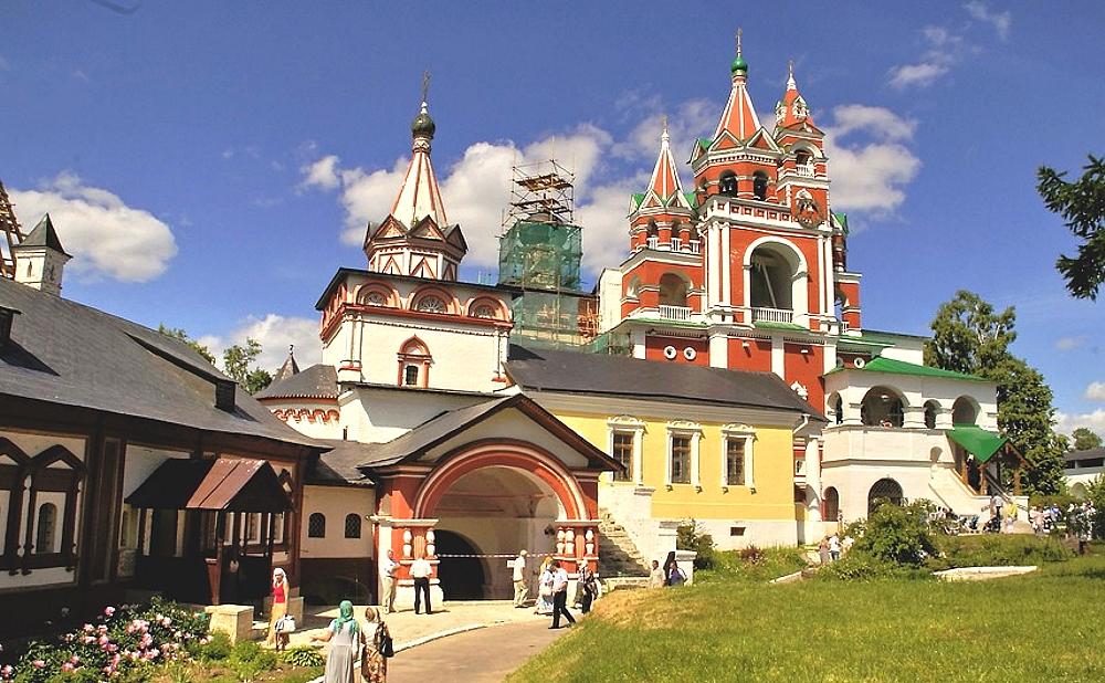 Саввино-Сторожевский монастырь под Звенигородом