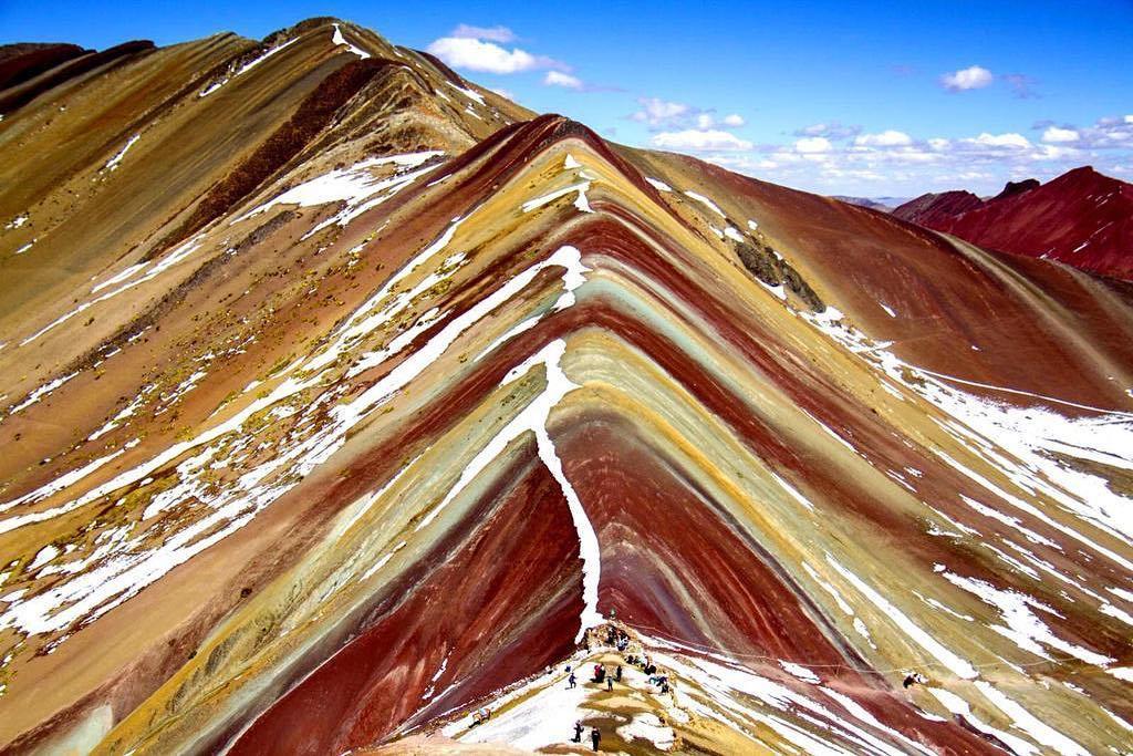 Неземная красота горного хребта Циляньшань