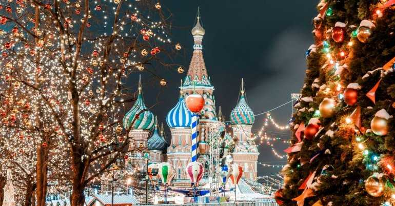 Где встретить новогоднюю ночь - популярные направления