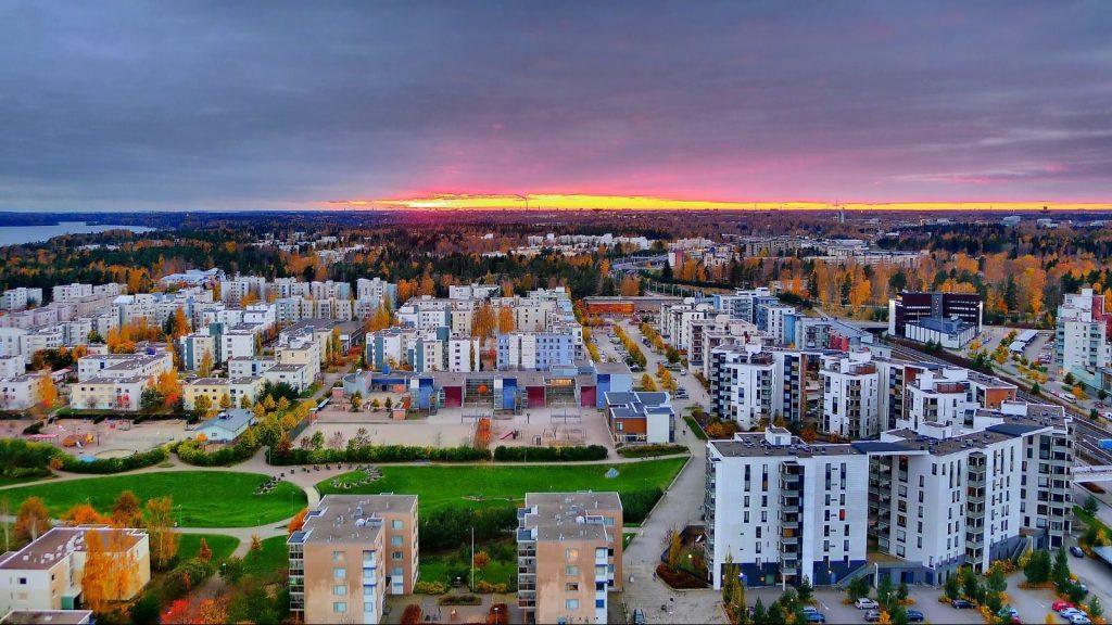 Несколько слов о Финляндии