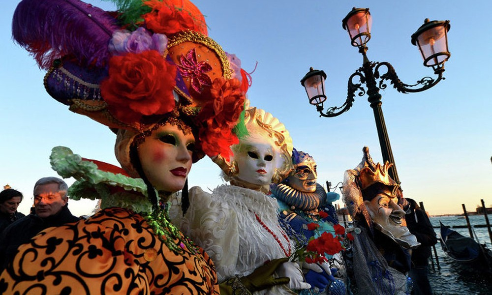Сказочный французский карнавал