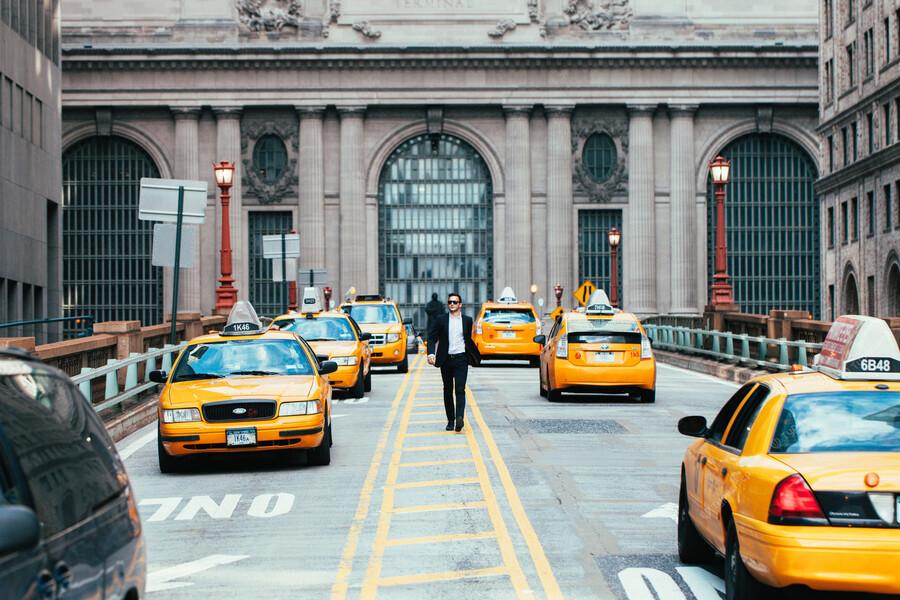 Незабываемая пешая прогулка по Нью-Йорку