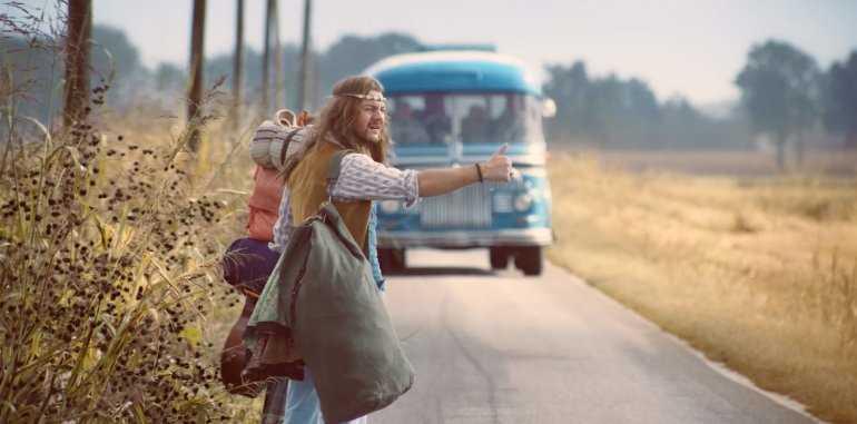 Путешествие автостопом - приключение не для каждого
