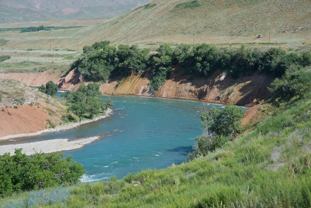 Западный Тянь-Шань, Река Чаткал