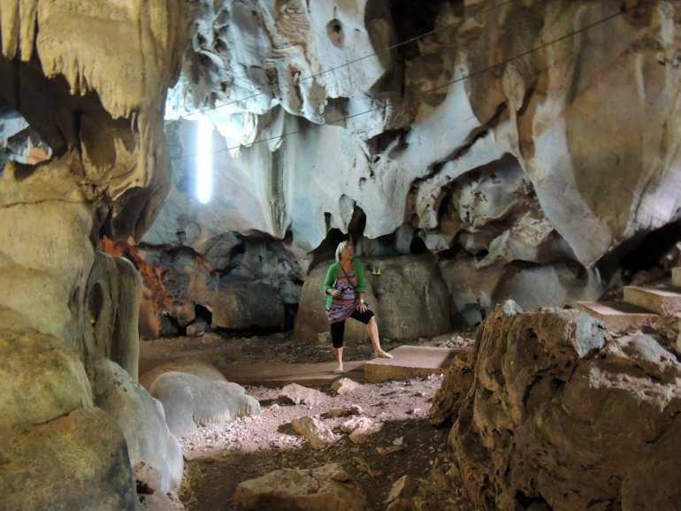 Достопримечательности Хуа Хина (Hua Hin) Пещера Khao Kalok