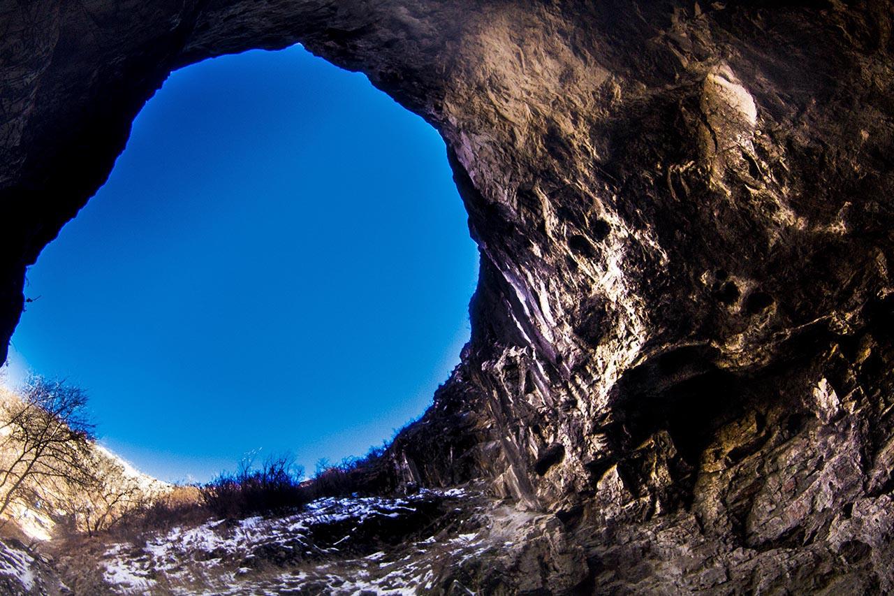 Неизвестные факты о пещерах: Хээтэй