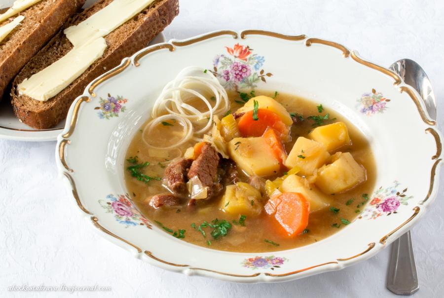 Ирландский суп - рагу