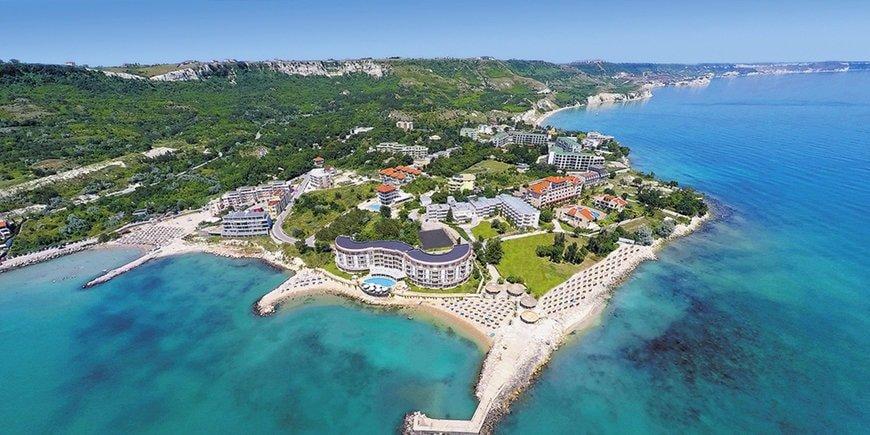 Болгария курорты пляжи побережье города погода и море
