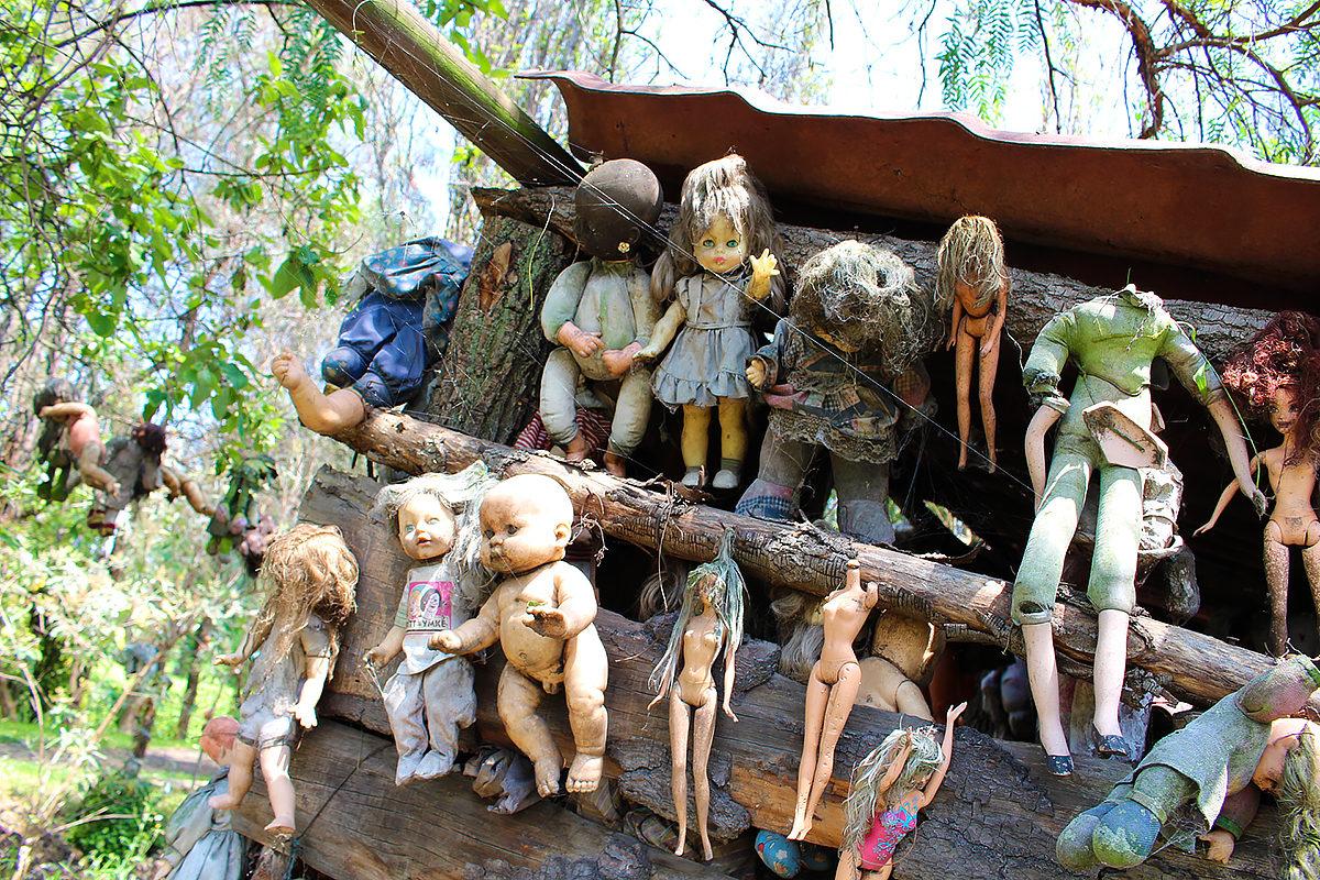 La Isla de la Munecas – Остров Кукол