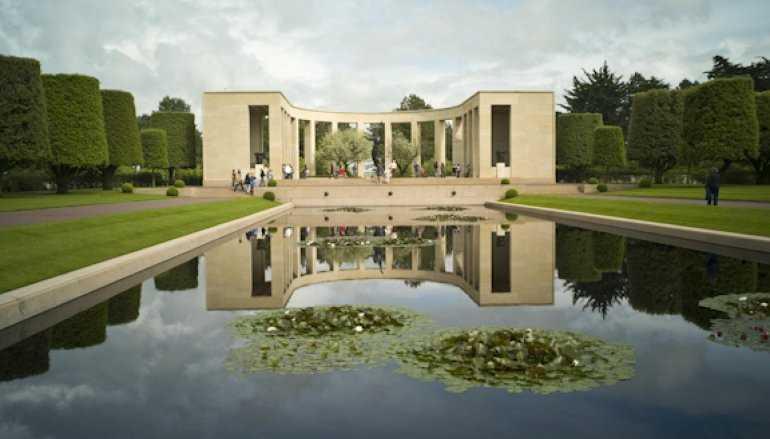 Исторический туризм: Американский мемориал в Нормандии