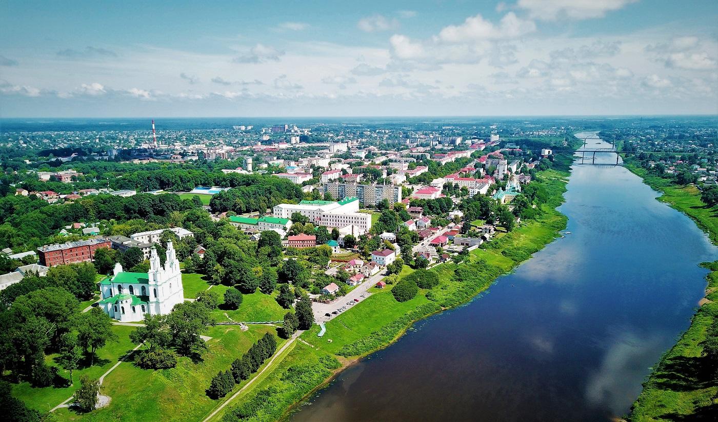В одном городе под названием Полоцк