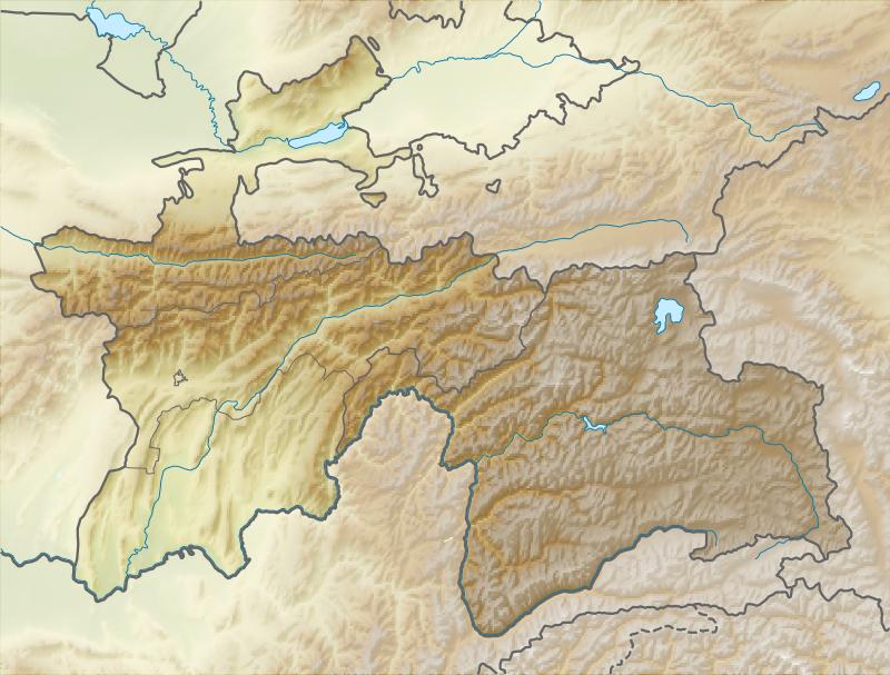Кураминский хребет и массив Моголтау