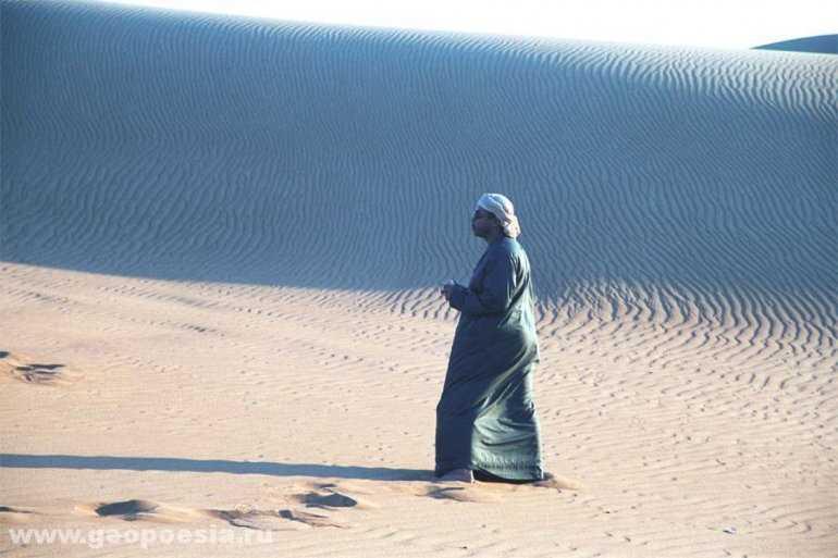 Аравийский полуостров: Краткая географическая справка