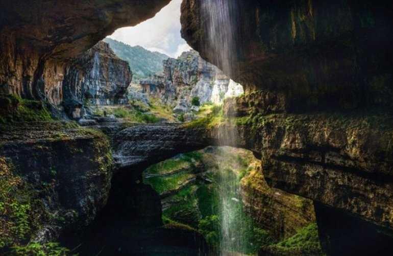 Водопад Баатара - кусочек сокровенного рая