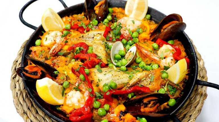 Особенности национальной Испанской кухни