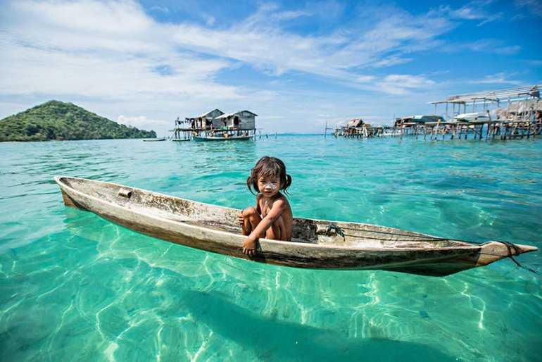 Морские цыгане — Баджо