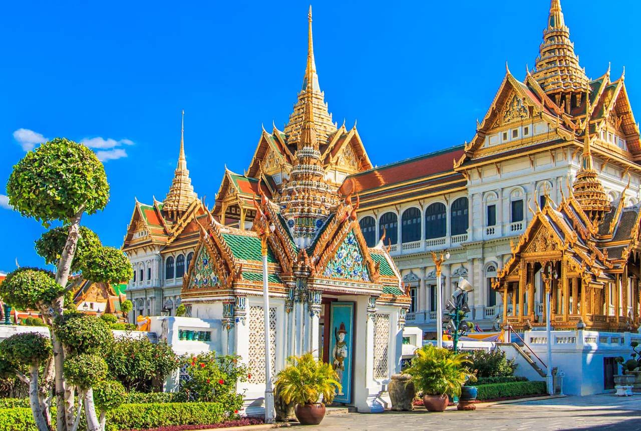Бангкок сейчас: улица Кхао Сан Роад