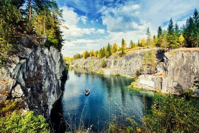 Карелия – край чистой воды и искренних чувств